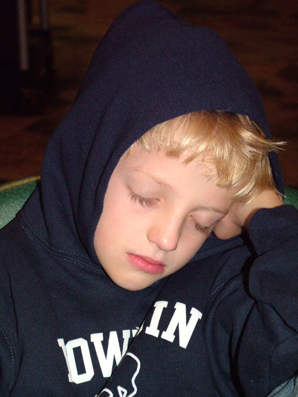 Rutinas para la hora de dormir para niños